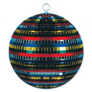Multi-Coloured Mirror Ball