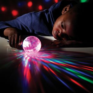 Prismatic Projector Light