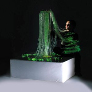 Fibre Optic Fountain