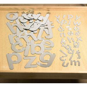 Mirrored Alphabet