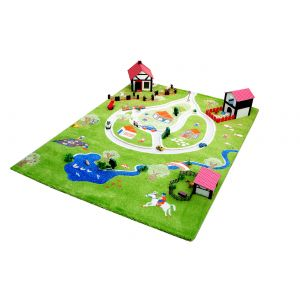Activity 3D Play Rugs