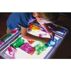 Exploration Light Tray