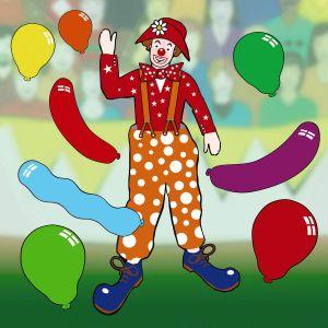 Noisy Clown Board