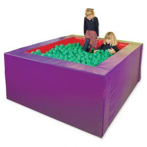 Self-Assembly Ballpool