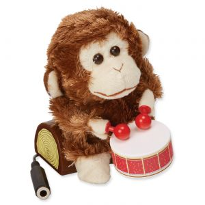 Drumming Monkey - Switch Adapted