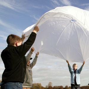 White Parachute
