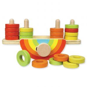 Balancing Rainbow a