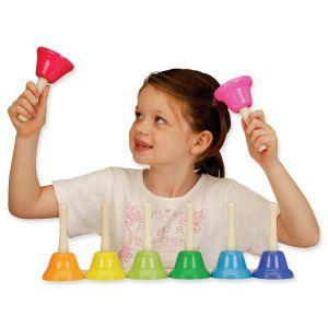 Rainbow Music Bells