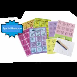 Social Skills Bingo Game