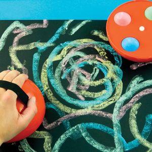 Giant Chalk Pattern Marker - Refills