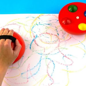 Giant Crayon Pattern Marker