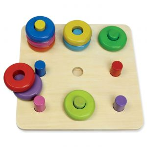 Doughnut Matching Board a