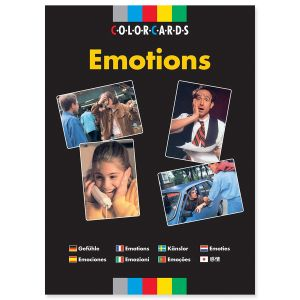 Emotions Colour Cards