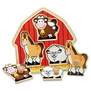 Farmyard Animals Board