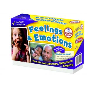 Feelings and emotions activity cards