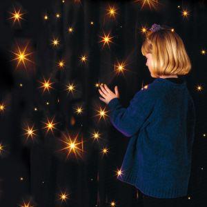 Fibre Optic Star Curtain