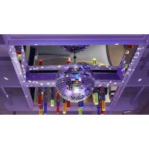 Ceiling Tile - Glitter ball