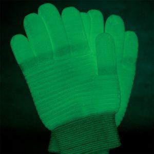 Glow-in-the-Dark Gloves