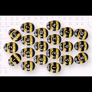 Honey Bee Stones