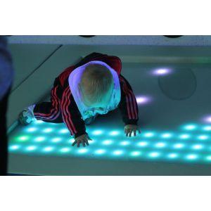 Bright Sparks Flashy Floor Tiles