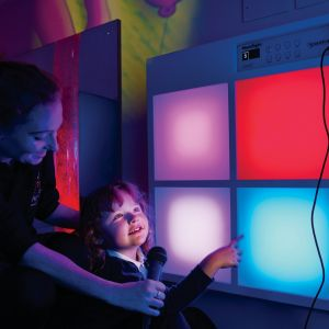 Interactive Moodlight