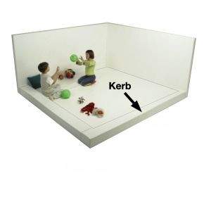 Softplay Kerb