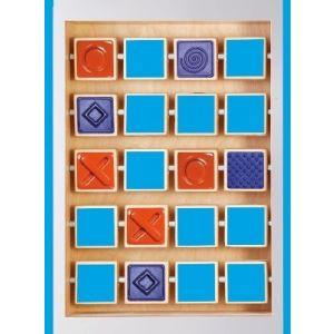 Flip Blocks Tactile Matching Game