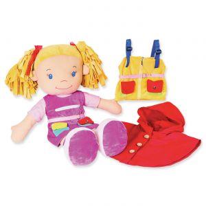 Manipulative Tola Doll