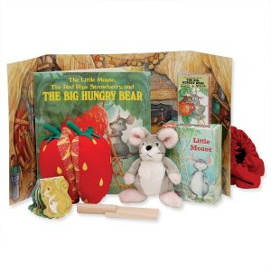 The little mouse & the strawberry Storysack