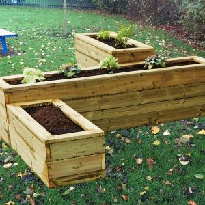 Tiered Planters