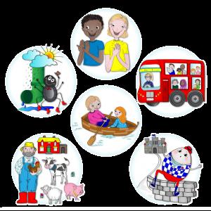 Noisy Nursery Rhymes & Songs Board