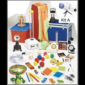 Sensory-In-A-Box Kit A