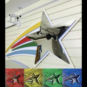 Shooting Star Mirror Panel