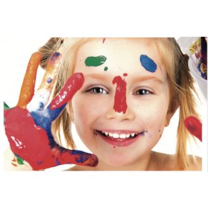 Messy Play Hand and Face Paint