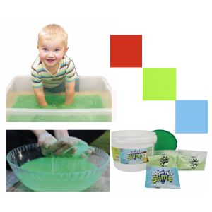 Messy Play Slime - 3 colours