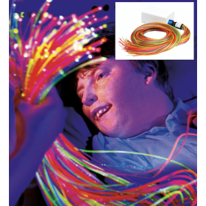 Fibre Optic Sparkleflex Harness & Lightsource