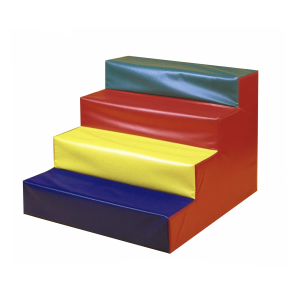 Softplay Steps - Mixed Colour