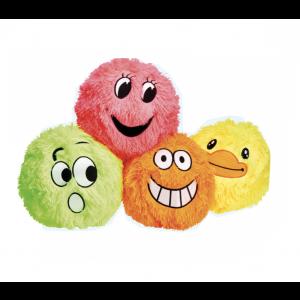 Neon Funny Face Balls