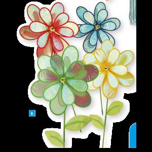 Double Flower Windmill
