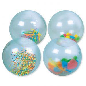 See Inside Activity Balls