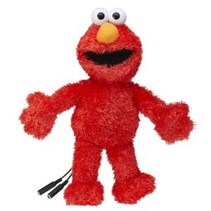 Sesame Street Tickle Me Elmo - Switch Adapted