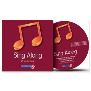Song Book & Sing Along CD