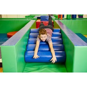Softplay Roller Slide