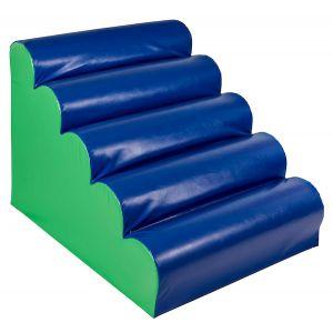 Softplay Ribbed Steps