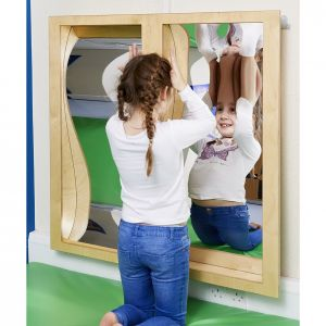 Wobble Mirror