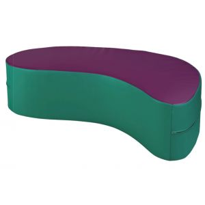 Curved Softplay Seat