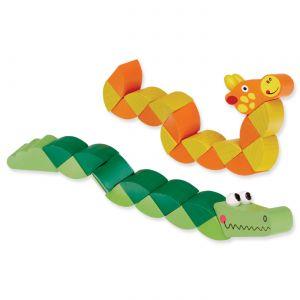 Twisty Jungle Animals