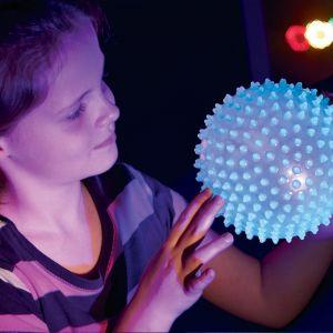 Glow-in-the-Dark Sensory Ball