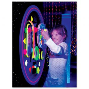 UV Musical Tactile Panel