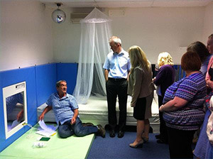 An introduction to sensory solutions training session